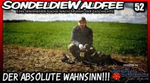 Sondeln / Metal Detecting – Der absolute Wahnsinn!!!